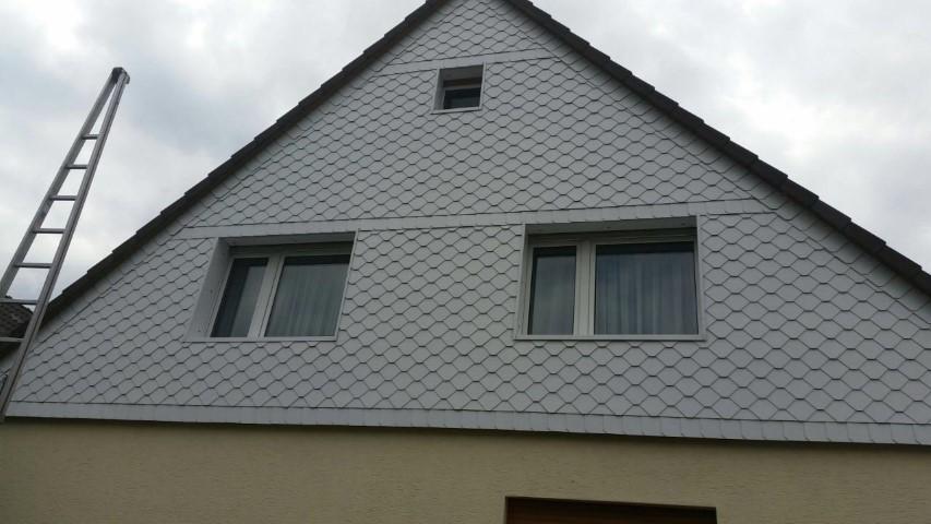 Nettoyage et peinture de façade apres